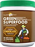 Amazing Grass Chocolate Drink Powder,...