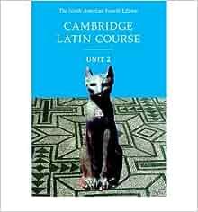 Livre de cours latin cambridge 3