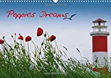 Tanja Riedel Poppies Dreams: Who Does Not Think of Summer Heat When He Hears the Word Poppies. This Diary is Held in the Summer its Best Variant with Flowering Fields and Meadows (Calvendo Nature)