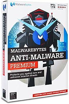 Malwarebytes Anti-Malware Premium for 3-PCs