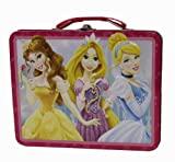 The Tin Box Company Disney Princess Carry All Tin