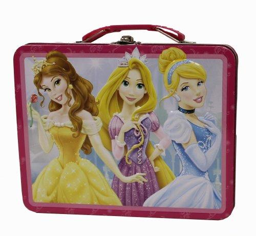 The Tin Box Company Disney Princess Carry All Tin - 1