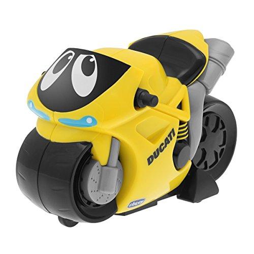 Chicco 00000388040000 - Ducati Moto Elettronica, Gialla