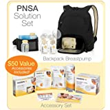 Medela Electric Breastpump - Pump In Style Advanced Backpack Set w/ Free Accessories