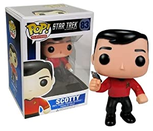 Funko POP Star Trek: Scotty Action Figure