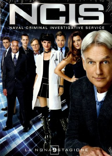 NCIS - Naval criminal investigative service Stagione 09 [6 DVDs] [IT Import]