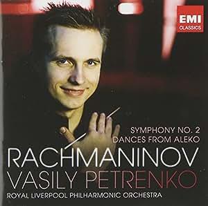 Rachmaninov: Symphony No.2 / Dances from Aleko