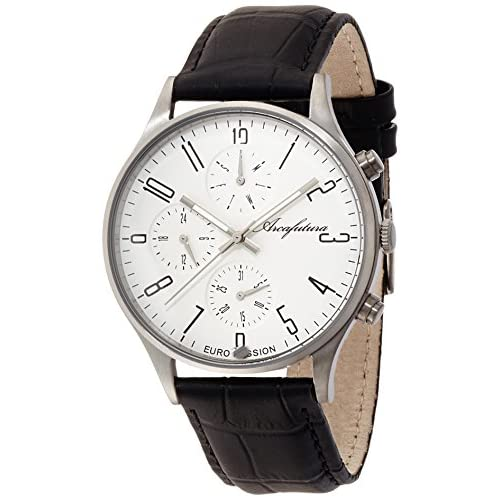[アルカフトゥーラ]ARCA FUTURA 腕時計 クォーツ EC483WH メンズ