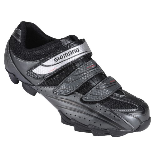Shimano SH-M077 Shoe - Men's Dark Gray, 45.0