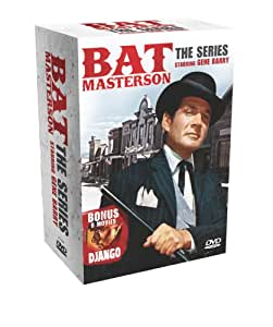 Bat Masterson: The Series (Gene Barry) with 6 Bonus Django Movies