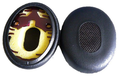 Headphone Ear Pads Ear Pad Cushion Replacement For Bose Quietcomfort On Ear Bose Qc3 Ear Pads Earpad