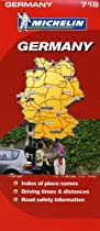 Michelin Germany (Michelin Map)