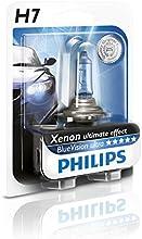 Comprar Philips 12972BVUB1 BlueVision Ultra - Bombilla H7 para faros delanteros (1 unidad)