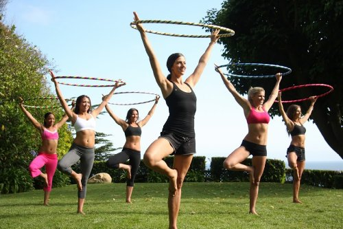 Hoopnotica Fitness Hoopdance Hula Hoop DVD Level 1 (Beginner)