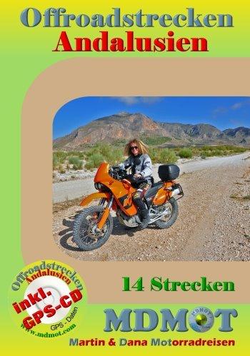 14 Offroad Strecken Andalusien / Spanien Reiseführer