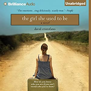 The Girl She Used to Be Audiobook