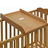 Saplings Cot Top Changer - Country Pine