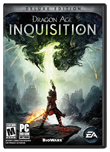 Get Dragon Age Inquisition - PC Deluxe Edition