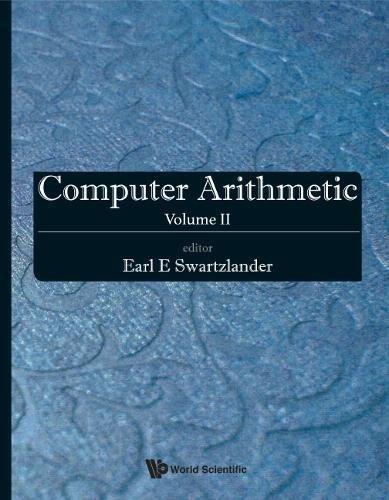 Computer Arithmetic: Volume II [Earl Swartzlander] (Tapa Dura)