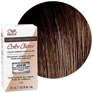 Amazon.com : WELLA Color Charm Liquid Crème Hair Color Medium Natural