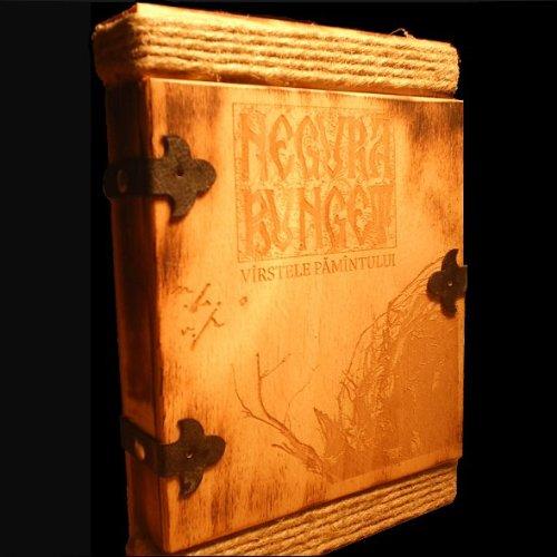 Vîrstele Pămîntului - handmade woodbox