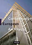 Contemporary European architects /