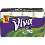 Viva Choose-a-Size Giant Roll Paper Towels, 12 Rolls