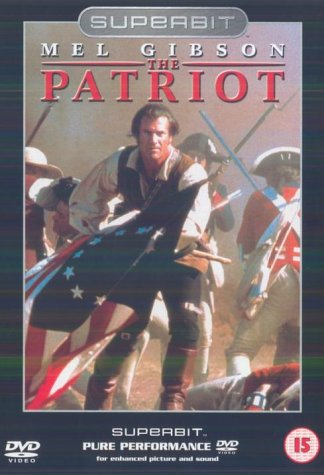 The Patriot –Superbit [DVD] [2000]