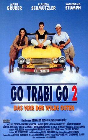 Go Trabi Go 2 - Das war der wilde Osten [VHS]