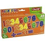 Quercetti - 13/5433 - Loisirs Créatifs - 48 Chiffres Magnétiques