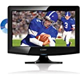 Coby TFDVD1595 15-Inch 720p TV Combo ~ Coby