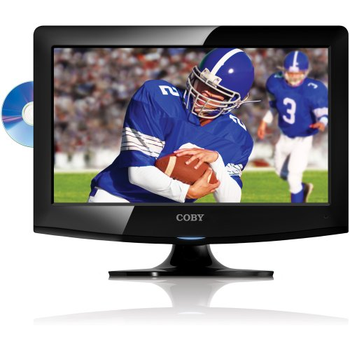 Coby TF-DVD1595 15-Inch 720p TV Combo