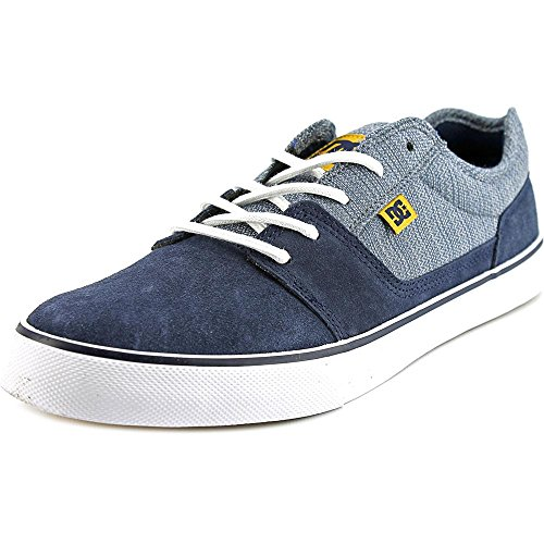 DC Mens Tonik SE Shoes, Navy, 10.5D