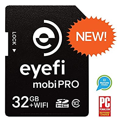 Eyefi Mobi Pro 32GB Wi-Fi SDHC Card