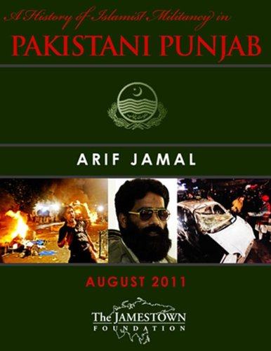 A History Of Islamist Militancy In Pakistani Punjab