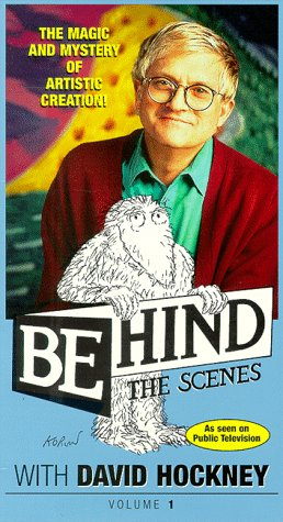 Behind The Scenes 1: David Hockney [vhs] Picture