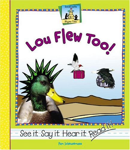 Lou Flew Too! (Rhyme Time)