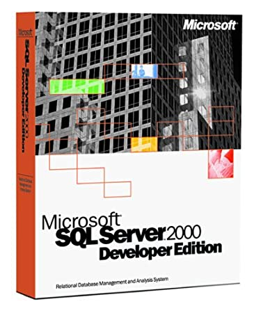 Microsoft SQL Server 2000 Developer [OLD VERSION]