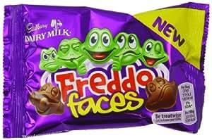 Cadbury Dairy Milk Freddo Faces 35 g (Pack of 28)