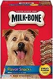 Milk-Bone Flavor Snacks Dog Treats for Small/Medium Dogs, 60-Ounce (Pack of 2)