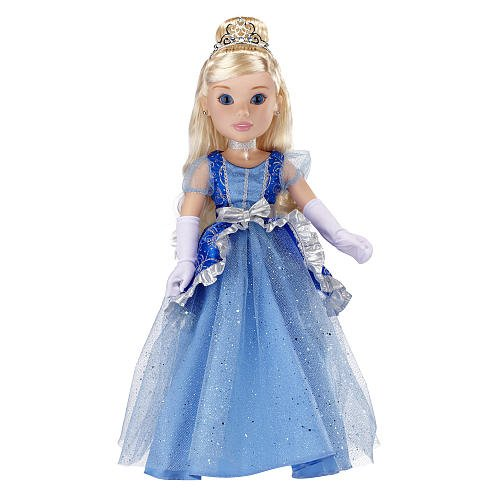 Disney Princess & Me Diamond Edition Cinderella Doll