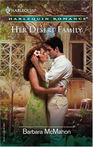 Image for Her Desert Family (Harlequin Romance)