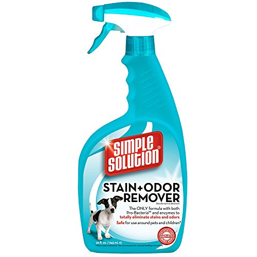 Simple Solution Pet Stain & Odor Remover, 32 oz