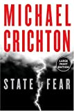State of Fear (006055438X) by Crichton, Michael