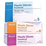 リセラ プラスチックグローブ(パウダーフリー) Mサイズ 1箱(100枚入) ランキングお取り寄せ