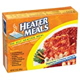 Vegetarian 3 Cheese Lasagna, 13 oz, (heatermeal up to 2 yr)