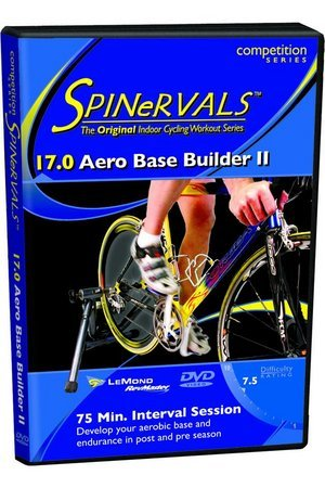 Spinervals Competition DVD 17.0 - Aero Base Builder 