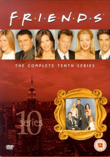 Friends: Complete Season 10 – New Edition [DVD]
