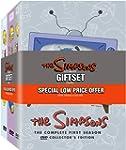 The Simpsons Gift Set: Seasons 1-3 (B...