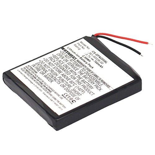 subtel-batterie-pour-garmin-forerunner-205-forerunner-305-700mah-361-00026-00